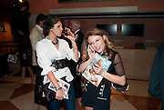ALICHE PODENANA; SHERINE PONTECHELLI, Mario Testino exhibition.  Hosted by Vanity Fair Spain and Lancome. Thyssen-Bornemisza Museum (Paseo del Prado 8, Madrid.20 September 2010.  -DO NOT ARCHIVE-© Copyright Photograph by Dafydd Jones. 248 Clapham Rd. London SW9 0PZ. Tel 0207 820 0771. www.dafjones.com.