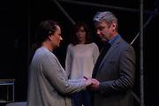 Inhabitance show. Glass Doll Productions Theatre at project arts centre. Dublin. ©Tamara Him.