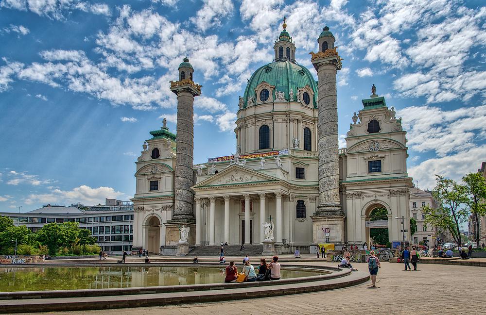 Vienna Karlskirche