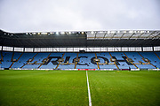 General view of the Ricoh area under floodlights during the EFL Sky Bet League 1 match between Coventry City and Charlton Athletic at the Ricoh Arena, Coventry, England on 26 December 2018.