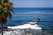 Stand Up Paddler off the Coast of Laguna Beach