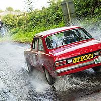 Car 123 Tim Sawyer/Andrew Duerden