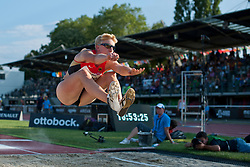 MUELLER-ROTTGARDT Katrin, GER, Long Jump, T12, 2013 IPC Athletics World Championships, Lyon, France