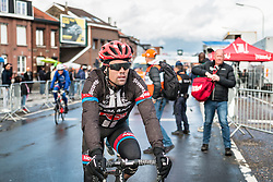Rider of Team Giant - Alpecin at Ans after the finish, the 102th edition of Li&egrave;ge-Bastogne-Li&egrave;ge race running 253 km from Li&egrave;ge to Li&egrave;ge, Belgium, 24 April 2016.<br /> Photo by Pim Nijland / PelotonPhotos.com<br /> <br /> All photos usage must carry mandatory copyright credit (&copy; Peloton Photos | Pim Nijland)