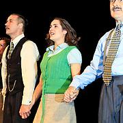 NLD/Hoorn/20101101- Premiere Je Anne, Abke Bruins speelt Anne, Thom Hoffman als Otto Frank, Frans Maes is de tandarts