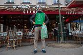 """Green Bird"" Japanese that clean up Paris"