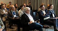 BUSSUM - NVG / NGF/ PGA congres 2018. The drive to happiness.  Bert van den Akker.  COPYRIGHT KOEN SUYK