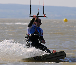 07.05.2011, Strandbad Podersdorf am See, Burgenland, AUT, Surfworldcup, im Bild Toby Bräuer (Kiteboarding.eu) // during surfworldcup at podersdorf, AUT, burgendland, lido podersdorf, 05-07-2011,  EXPA Pictures © 2011, PhotoCredit: EXPA/ M. Gruber