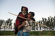 Often described as the &quot;world's most persecuted minority&quot;. The Rohingya are a Muslim ethnic group from the Rakhine State in Myanmar.<br /><br />In October 2016, a military crackdown in the wake of a deadly attack on an army post sent hundreds of thousands of Rohingya fleeing to neighbouring Bangladesh.<br /><br />Similar attacks in August 2017 led to the ongoing military crackdown, which has led to a new mass exodus of Rohingya. Most Rohingya have sought refuge in and around Cox's Bazar in Bangladesh, often crossing by boat and then making the long march to nearby checkpoints and registration centres - Photograph by David Dare Parker
