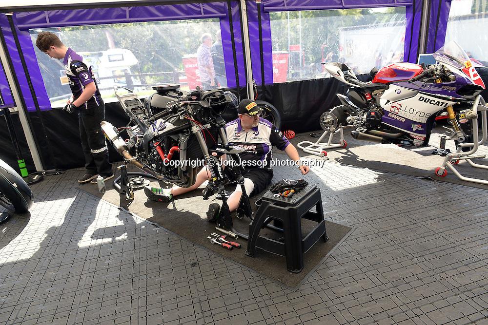 #32 Carl Phillips MWR Motorsports Kawasaki Pirelli National Superstock 600