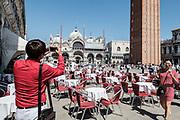 Venice, Piazza S. Marco