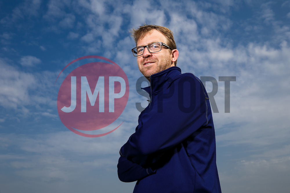 New Gloucestershire head coach Richard Dawson poses for photographs at the preseason Media Day  - Photo mandatory by-line: Rogan Thomson/JMP - 07966 386802 - 10/04/2015 - SPORT - CRICKET - Bristol, England - Bristol County Ground - Gloucestershire County Cricket Club Photocall.