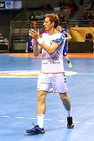 Goce Georgievski - 01.04.2015 - Toulouse / Cesson Rennes - 19eme journee de Division 1<br />Photo : Manuel Blondeau / Icon Sport