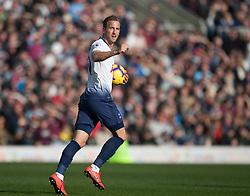 Harry Kane of Tottenham Hotspur celebrates after scoring his sides first goal - Mandatory by-line: Jack Phillips/JMP - 23/02/2019 - FOOTBALL - Turf Moor - Burnley, England - Burnley v Tottenham Hotspur - English Premier League