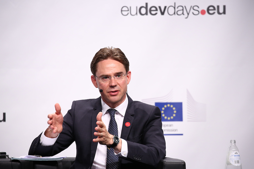 20160616 - Brussels , Belgium - 2016 June 16th - European Development Days - New financing models for a new development agenda - Jyrki Katainen , Vice-President for Jobs , Growth , Investment and Competitiveness , European Commission © European Union