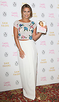 Sam Faiers Photocall for her new book 'Secrets and Lies', Covent Garden Hotel, London UK, 30 April 2015, Photo By Brett D. Cove