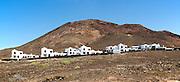 Ocean View new villa development at Playa Blanca, Lanzarote, Canary Islands, Spain