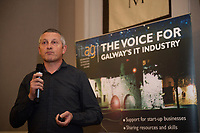 Repro  Free: Karl Gaffney Avaya, at  ITAG Members Update evening where some of the Nominees pitched their projects.   <br /> The ITAG Excellence Awards will take place on  November 17th Hotel Meyrick, Eyre Square, Galway.<br /> Winners in the following categories will be announced: <br />     New Talent of the Year Award<br />     Digital Woman Awards<br />     Emerging Technology Start Up Award<br />     Leadership Award<br />     Technology Innovation of the Year Award<br />     Digital Project Award<br />     ITAG Digital Enterprise Award &lt; 50 Employees<br />     ITAG Digital Enterprise Award &gt; 50 Employees.<br />  <br />  Photo:Andrew Downes, xposure.