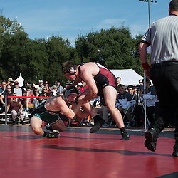 Men's Wrestling v. Cal Poly