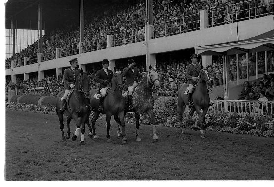 Aga Khan Trophy at RDS.06/08/1971