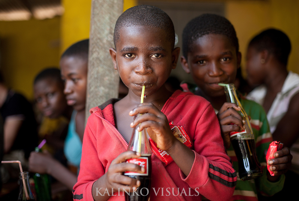 12312011 -  The Potters Village, a children's orphanage in Dodowa, Ghana.