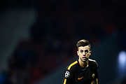 AS Roma's Italian forward Stephan El Shaarawy reacts during the UEFA Champions League, Group C football match between Atletico Madrid and AS Roma on November 22, 2017 at the Wanda Metropolitano in Madrid, Spain - Photo Benjamin Cremel / ProSportsImages / DPPI
