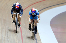 2018 HSBC UK National Track Championships - Day One - National Cycling Centre - 26 January 2018