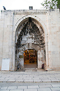 Turkey, Antalya, The old city The Elchuk Theological School