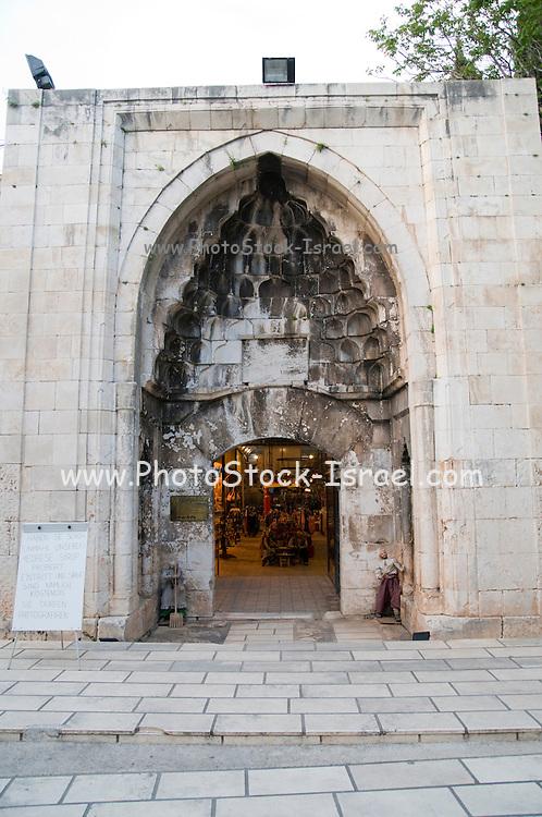 Turkey, Antalya, The old city The Elchuk Theological School