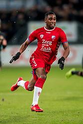19-01-2018 NED: FC Utrecht - AZ Alkmaar, Utrecht<br /> Gyrano Kerk #7 of FC Utrecht