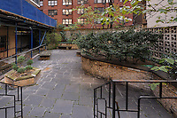 Courtyard at 142 East 16th St