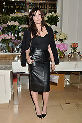 DAISY LOWE at a screening of 2 short films as part of the Corinthia Hotel's Artist in Residence held at The Corinthia Hotel, Northumberland Avenue, London on 12th May 2014.