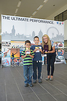 Ultimate Drive Event at Specialist Cars Stevenage, Olympic gold medallist Laura Trott does a meet and greet.