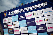Endura Run Swim Run. 2011 Noosa Triathlon Festival. Noosa, Queensland, Australia. Hosted By USM Events. Proudly Supported By Asics, , Sunshine Coast, Events Queensland, Queensland Government, Subaru, USM Events. 28/10/2011. Photo Lucas Wroe.
