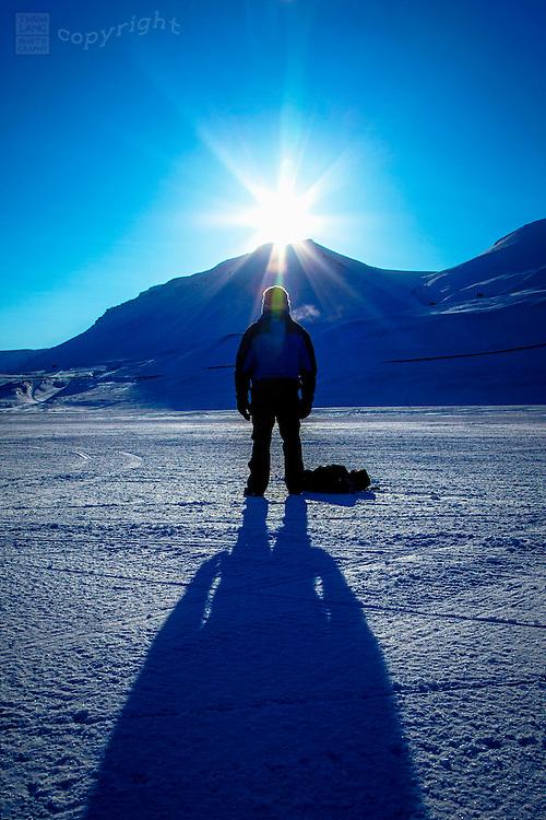 2015 Total Solar Eclipse Svalbard, Norway Svalbard, Norway during the 2015 total solar eclipse