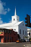 Church in Hamilton, Bermuda, July 19, 2017. (©2017 Wendelin Ray Photography)