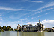 Friday 6 September 2013: Images from Chantilly. Copyright 2013 Peter Horrell