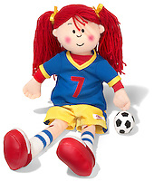 sophie in italian bilingual doll
