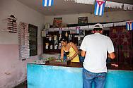 Shop in Holguin, Cuba.