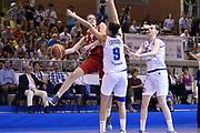DESCRIZIONE : Udine U20 Campionato Europeo Femminile Finale 3-4 posto Italia Serbia European Championship Women Final 3-4 Place Italy Serbia<br /> GIOCATORE : Kristina Topuzovic<br /> CATEGORIA : Passaggio Penetrazione<br /> SQUADRA : Serbia Serbia<br /> EVENTO : Udine U20 Campionato Europeo Femminile Finale 3-4 posto Italia Serbia European Championship Women Final 3-4 Place Italy Serbia<br /> GARA : Italia Serbia Italy Serbia<br /> DATA : 13/07/2014<br /> SPORT : Pallacanestro <br /> AUTORE : Agenzia Ciamillo-Castoria/Max.Ceretti<br /> Galleria : Europeo Under 20 Femminile <br /> Fotonotizia : Udine U20 Campionato Europeo Femminile Finale 3-4 posto Italia Serbia European Championship Women Final 3-4 Place Italy Serbia<br /> Predefinita :