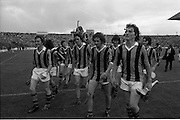 07/09/1975<br /> 09/07/1975<br /> 7 September 1975<br /> All-Ireland Hurling Final: Kilkenny v Galway at Croke Park, Dublin. <br /> The Kilkenny team which won the All-Ireland Hurling Final.