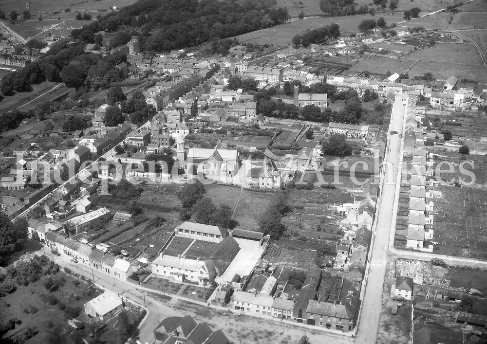 A35 Ballinrobe.   (24/05/57) (Part of the Independent Newspapers Ireland/NLI collection.)<br />