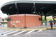 20171107 SALA D'ATTESA CHIUSA STAZIONE CORRIERE FERRARA