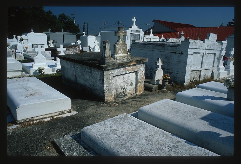 Cemetery, Dulac, LA