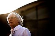 German Grand Prix<br /> <br /> <br /> Bernie Ecclestone at The Nurburgring for the 2013 German Grand Prix. <br /> ©Darren Heath/exclusivepix