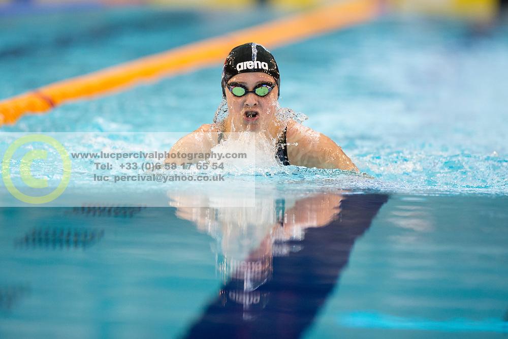 ZIJDERVELD Chantalle NED at 2015 IPC Swimming World Championships -  Women's 100m Breastroke SB9