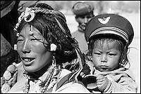 Chine. Province du Tibet. Lhassa. // China. Tibet province. Lhassa