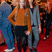 NLD/Amsterdam/20111004 - Premiere Body Language, Dewi Pechler en haar broer