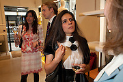 DONNA FRANCESCA CENTURIONE SCOTTO; SASHA DE MEDICI- BOOK PARTY FOR A BOOK BY DONNA FRANCESCA CENTURIONE SCOTTO AT Salvatore Ferragamo, 24 Old Bond Street, London W1. 14 May 2009