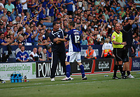 Photo: Tony Oudot/Richard Lane Photography. Leicester City v Barnsley. Coca Cola Championship. 22/08/2009. <br />